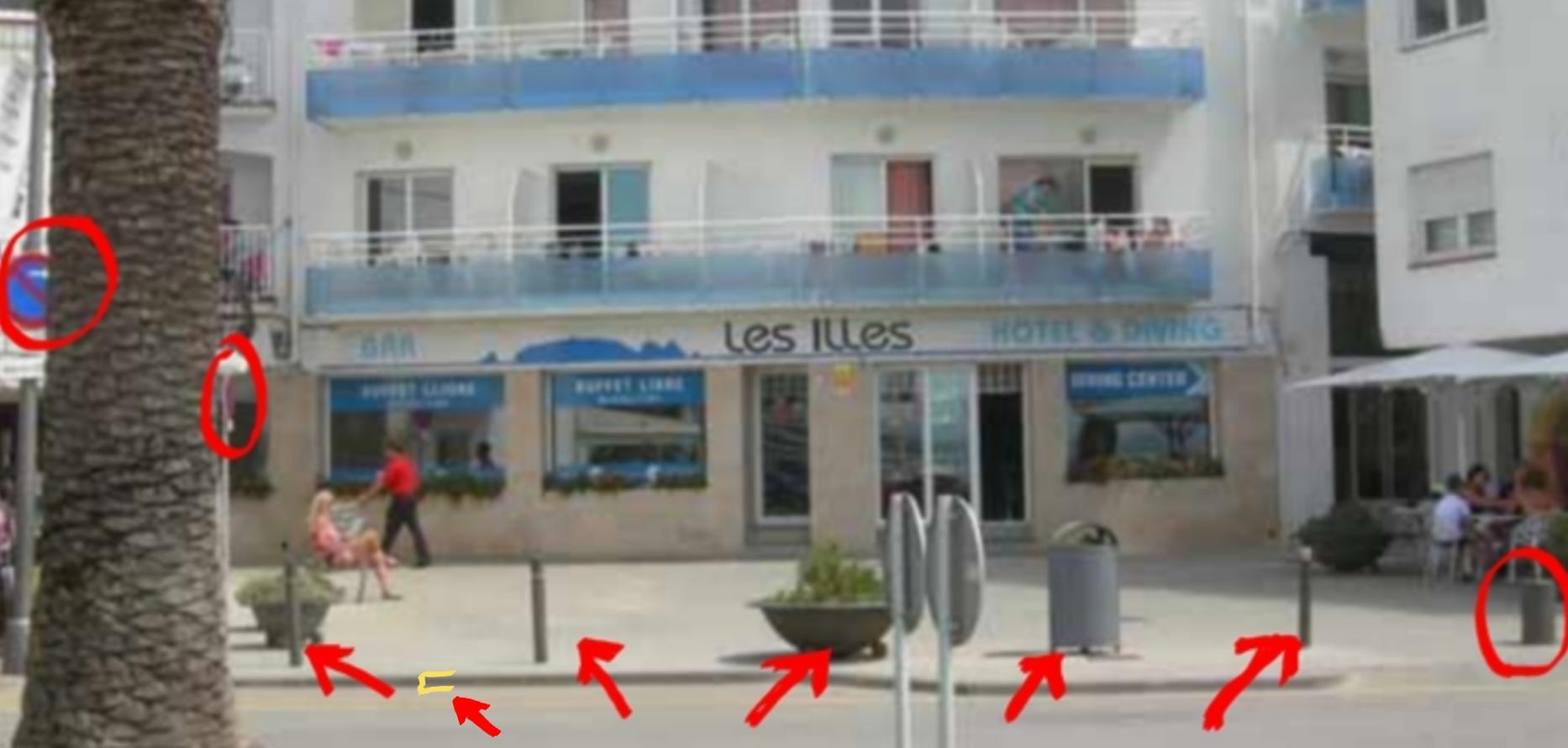 Hotel les Illes Estartit Costa Brava